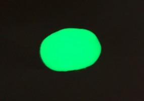 Nach-Leucht-Pigment Grün