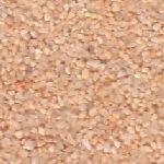 Quartzite orange, 0,5 - 1 mm