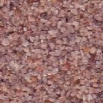 Granite rouge, 0,5 - 1 mm