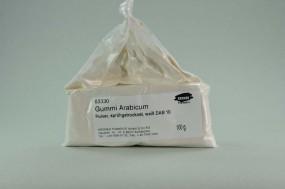 Gummi Arabicum, Pulver
