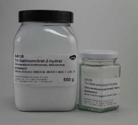 Tri-Natriumcitrat-2-hydrat