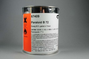 Paraloid™ B 72, 50 % in Toluol