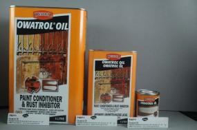 Owatrol-Öl