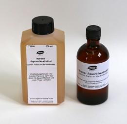 Kremer Aquarellmalmittel