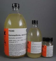 Dammarfirnis, terpentinölfrei, mit UV-Schutz