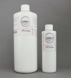 Gamblin - PVA Size, farblose Grundierung