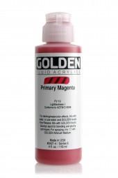 Golden FLUID ACRYLICS, Primary Magenta