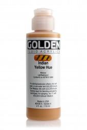 Golden FLUID COLORS, Indischgelb imitiert