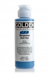 Golden FLUID COLORS, Manganblau imitiert