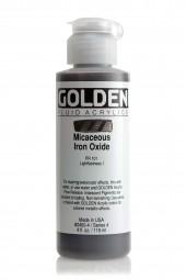 Golden FLUID IRIDESCENT, Eisenglimmer