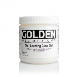 Golden Gel - Self Leveling Clear Gel