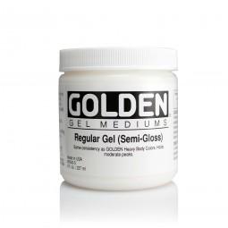 Golden GEL MEDIUMS, Regular Gel (semi-gloss)