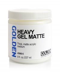 Golden GEL MEDIUMS, Heavy Gel (matte)