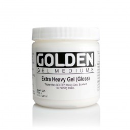 Golden GEL MEDIUMS, Extra Heavy Gel (gloss)