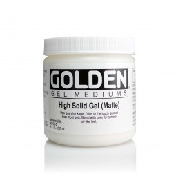Golden GEL MEDIUMS, High Solid Gel (matte)