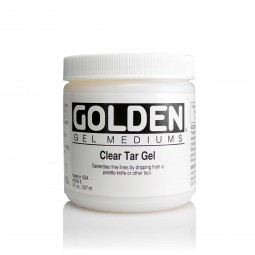 Golden GEL, Clear Tar Gel