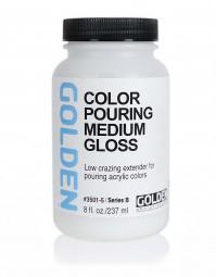 Golden MEDIUMS, Color Pouring Medium (Gloss)