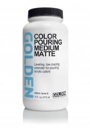 Golden MEDIUMS, Color Pouring Medium (Matte)