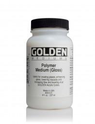 Golden MEDIUMS & ADDITIVES, Polymer Medium Gloss
