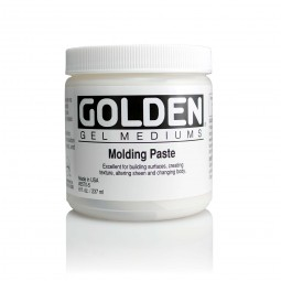 Golden GEL MEDIUMS, Molding Paste