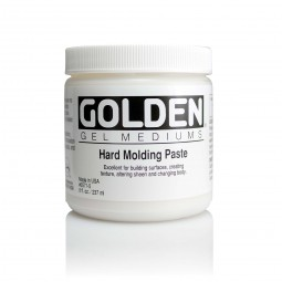 Golden GEL MEDIUMS, hard molding paste