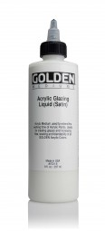 Golden GEL MEDIUM satin