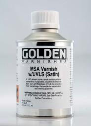 Golden MSA Varnish Satin (w/UVLS)