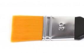 Synthetikpinsel für Instacoll-Vergoldung, Gr. 30