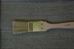 Leimpinsel flach, Breite 25 mm