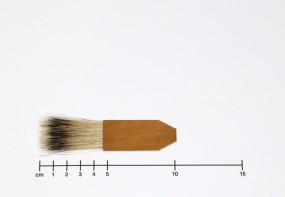 Anschießer für Blattgold, Dachshaare, Gr. 1 inch