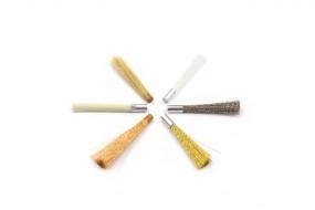 Ersatzbündel Set für Glasfaser-Radierstifte