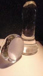 Glasläufer klein