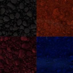 Spritfarbstoff-Sortiment