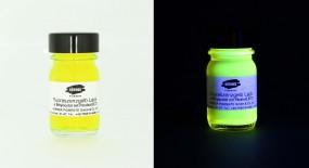 Fluoreszenzgelb Lack