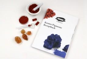 Kremer Pigmente Rezeptbuch - Kreativbuch des Jahres 2019