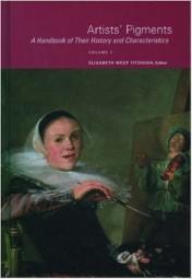 Elisabeth West Fitzhugh: Artist's Pigments - Volume 3