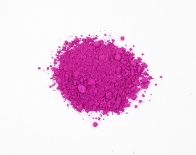 Farbstoff Pink, stark färbend