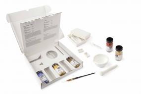 Kit d aquarelle pigments Kremer