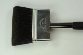 Firnispinsel, Spezialhaarmischung schwarz, Gr. 3 Zoll