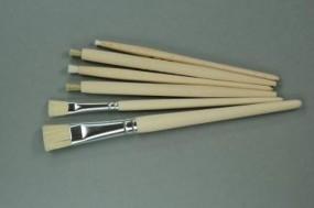 Probiersortiment Stupfpinsel / Schablonierpinsel