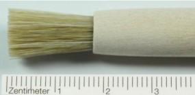 Stupfpinsel rund, Gr. 6