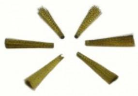 Ersatzbündel Messingdraht 0,12 mm für Glasfaser-Radierstifte