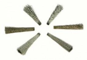 Ersatzbündel Neusilberdraht 0,12 mm für Glasfaser-Radierstif