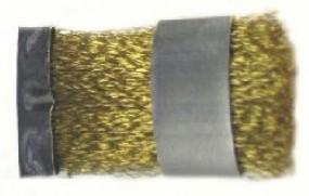 Flachbürste mit Schiebehülse, 55 x 23 mm