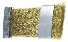 Flachbürste mit Schiebehülse 70 x 28 mm