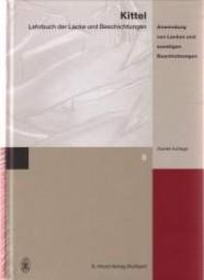 Kittel: Lehrbuch der Lacke und Beschichtungen - Band 6