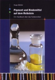 Hugo Müller: Pigment und Bindemittel auf dem Reibstein