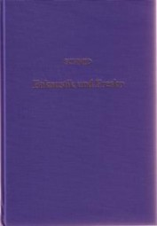 Dr. Hans Schmid: Ergänzungsschrift - Enkaustik und Fresko