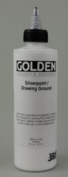 Golden Silverpoint / Drawing Ground