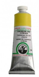 Old Holland Ölfarbe - Cadmiumgelb zitron